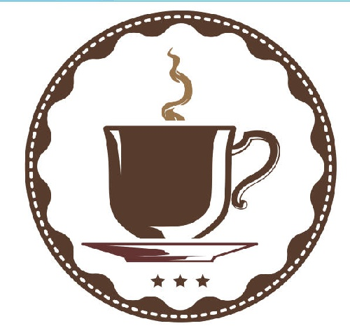 لگوی کافه-لگوی فنجان-وکتور قهوه-وکتور فنجان-فایل کورل